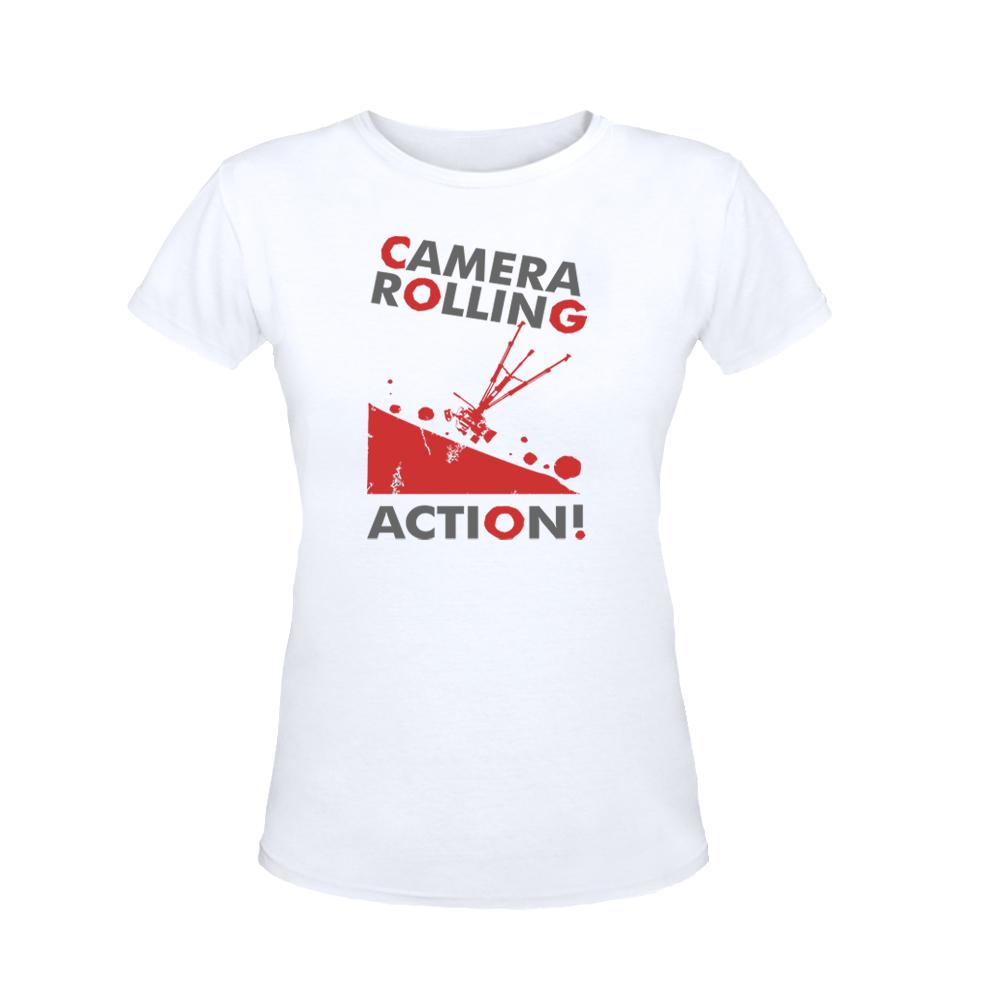 camera rolling actiion женская белая
