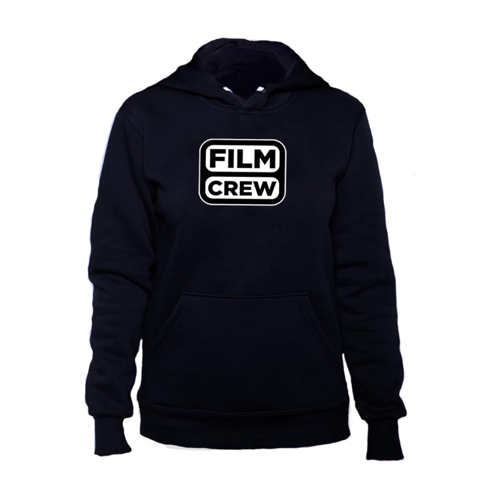 film crew женская толстовка черная 1
