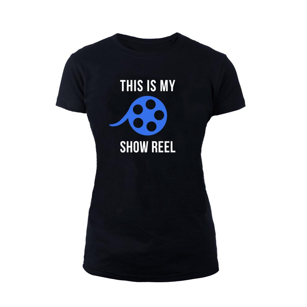 thi is my show reel женская черная