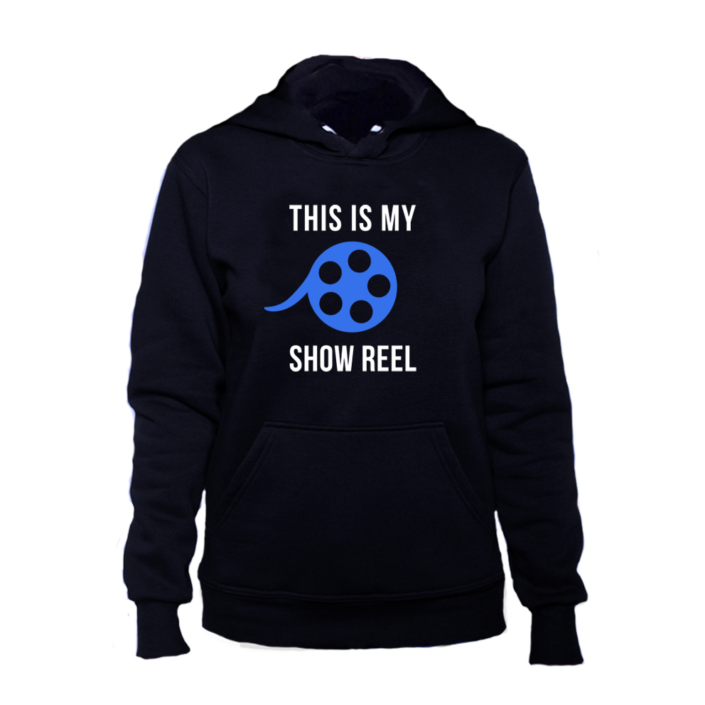 this is my show-reel толстовка жен